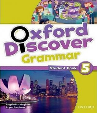 OXFORD DISCOVER GRAMMAR 5 - STUDENT BOOK